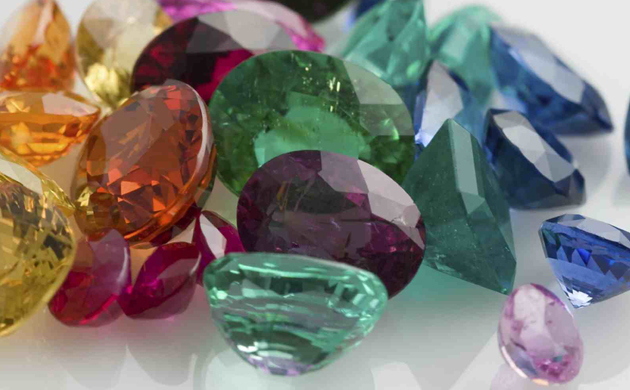 Photo of Assorted Gemstones
